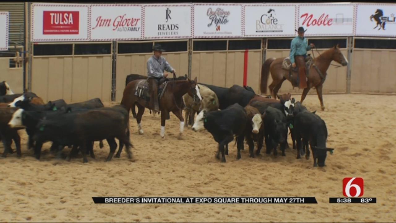 Tulsa Breeder's Invitational Boasts Half A Million In Prize Money