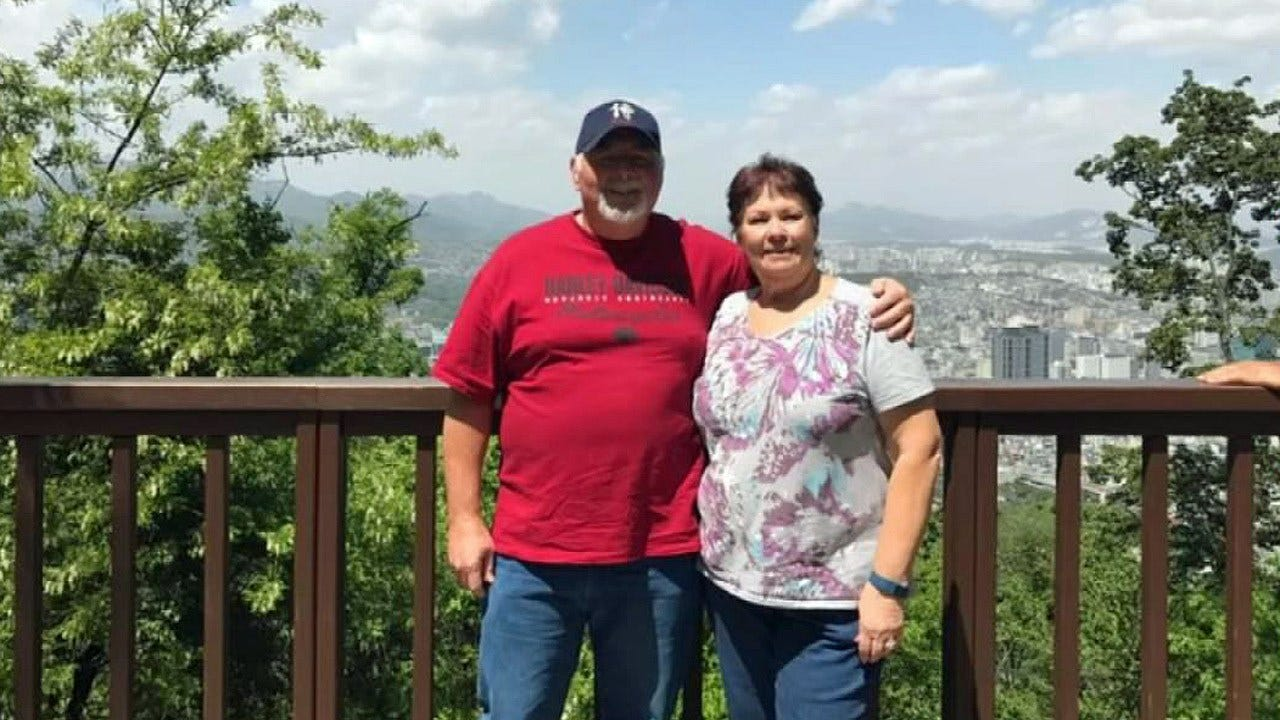 Colcord Couple Surprised By Test Missile Launch While In Seoul