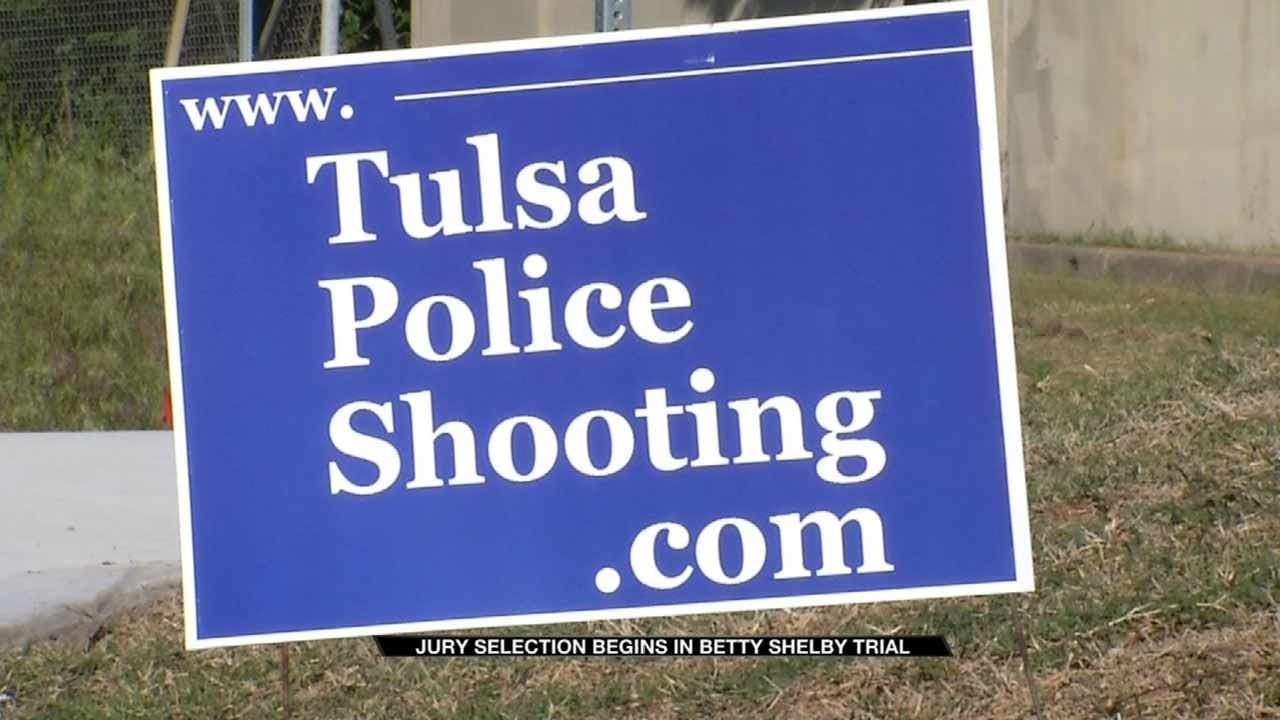 Emory Bryan: Signs Pop Up Supporting Betty Shelby