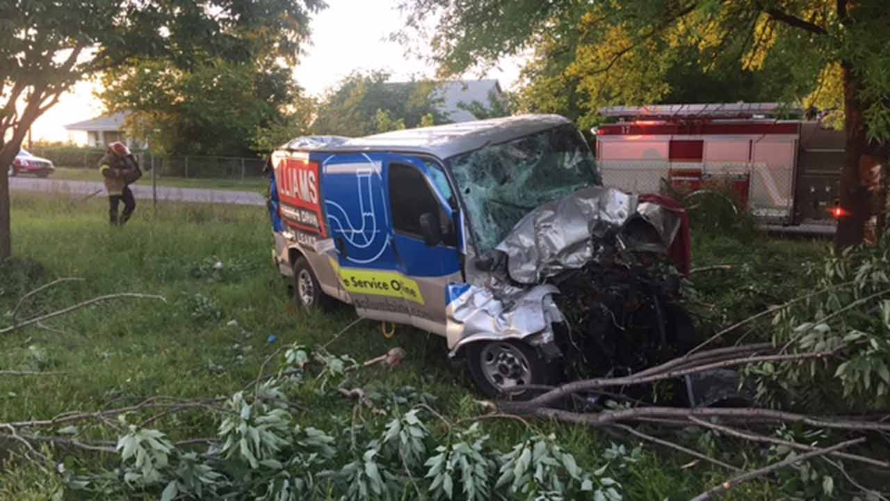 Joseph Holloway: Sapulpa Man Identified As Driver In Fatal Tulsa Crash