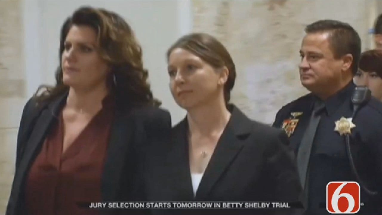 Dave Davis: Betty Shelby Manslaughter Trial Set To Begin