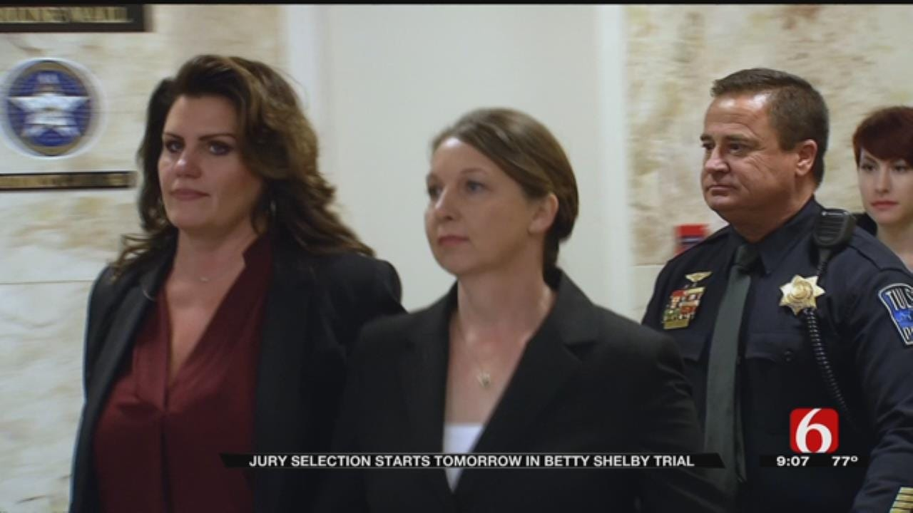 Lori Fullbright: Betty Shelby Manslaughter Trial Begins Monday