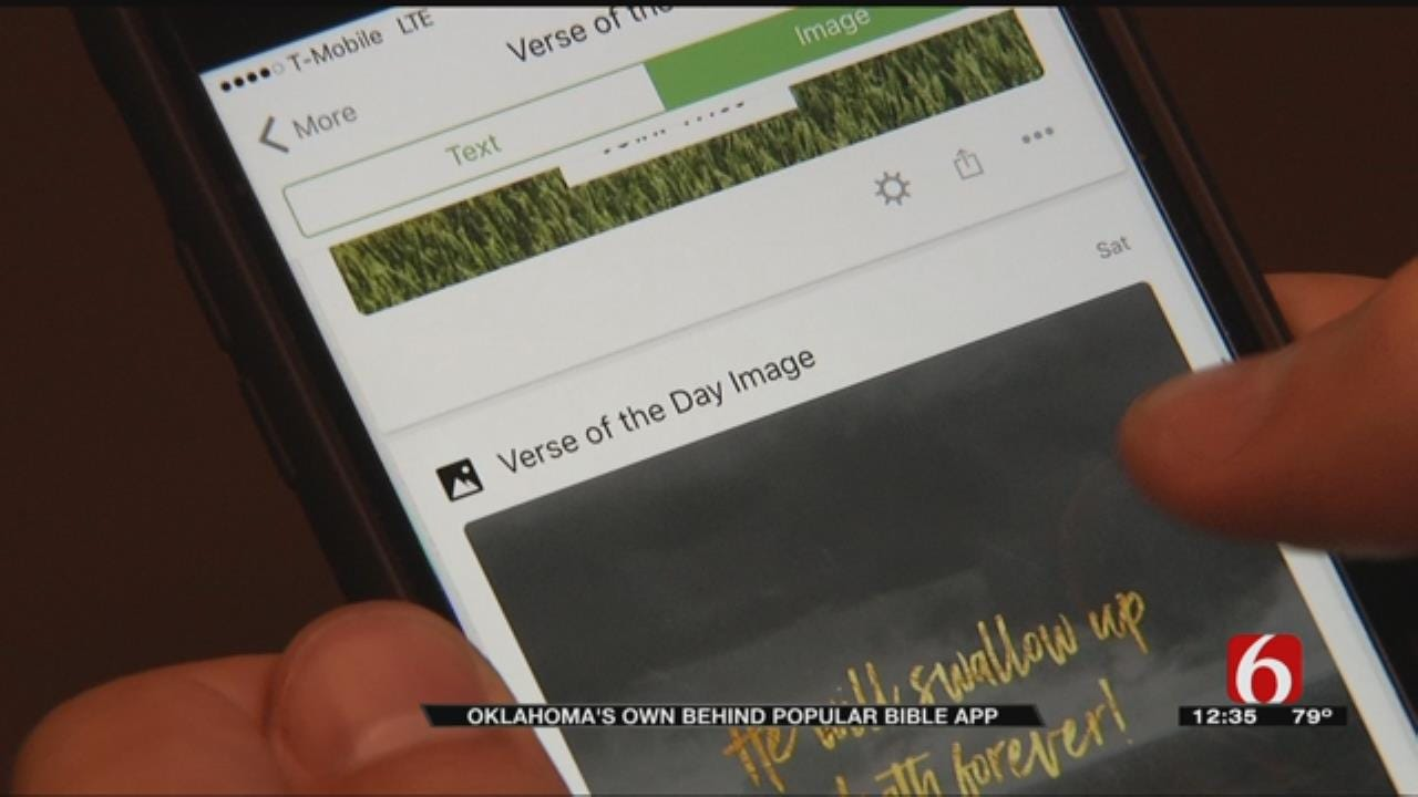 YouVersion Bible App Founded By Oklahoma Church