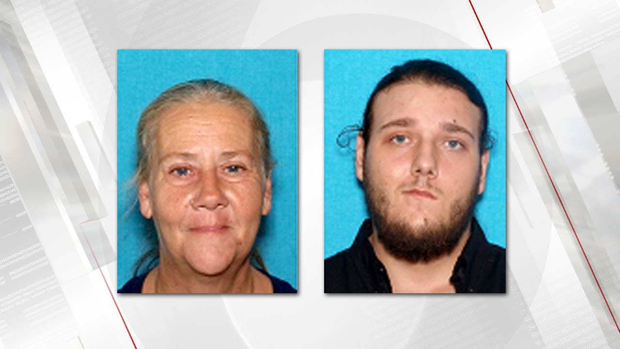 Mother, Son Sought For Questioning In Tulsa Man's Death