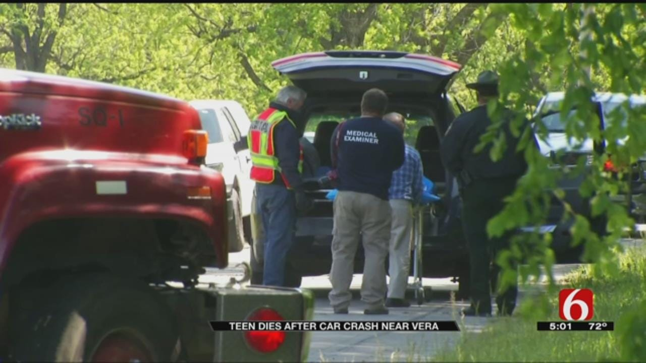 OHP: Speed Played A Factor In Crash That Killed Collinsville Teen