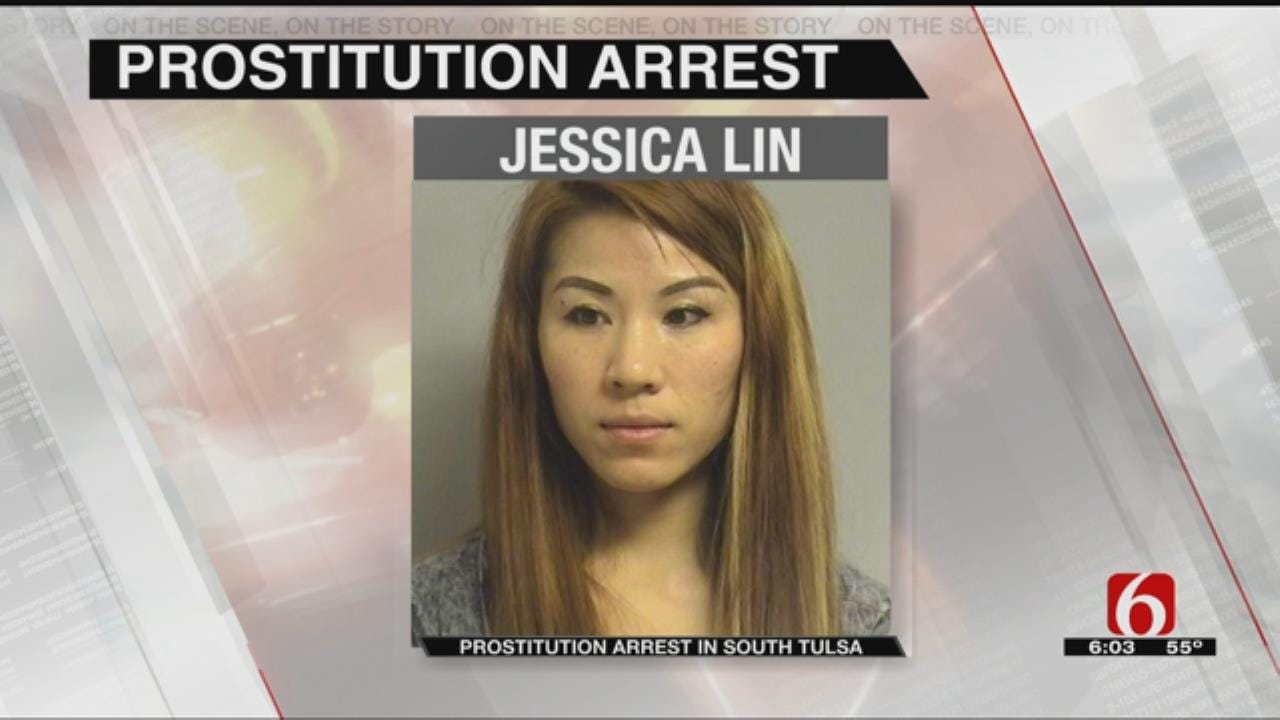 Tulsa Police Think Prostitution Arrest Could Be Case Of Human Trafficking