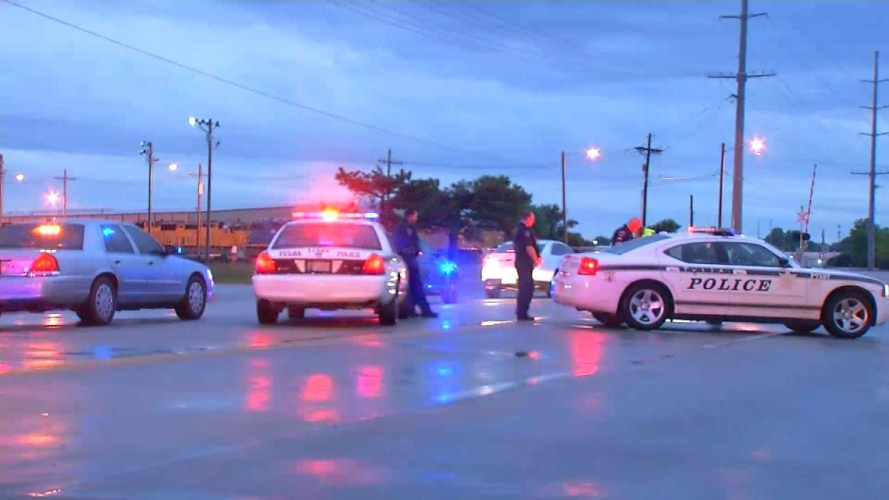 Meagan Farley: Man Struck, Killed On Tulsa Street