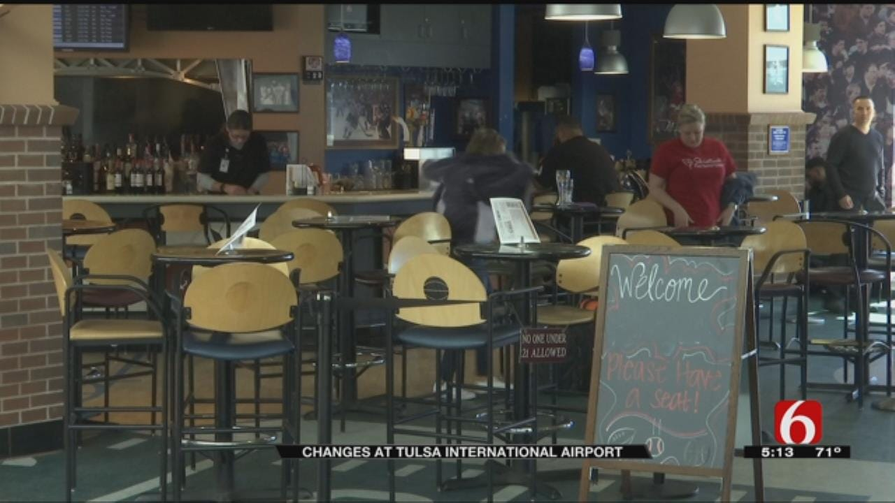 Tulsa International Airport Gets Facelift With Local Twist