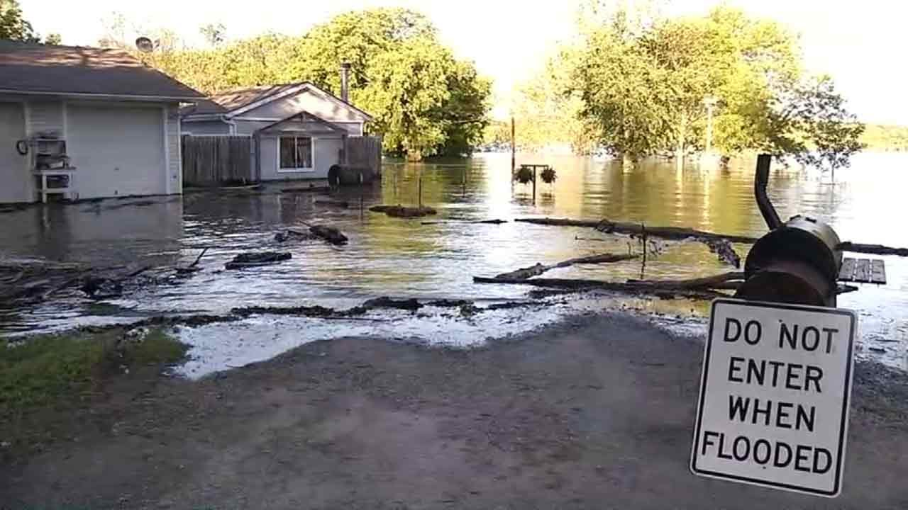 Delaware, Mayes Counties Brace For More Flooding Issues