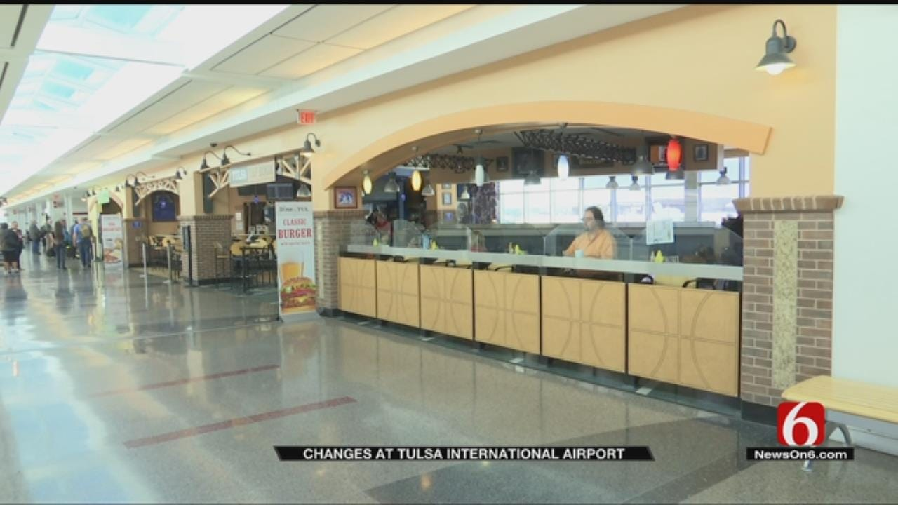 Local Flavors Replacing National Chains At Tulsa Airport