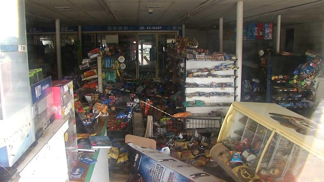 Flood Waters Devastate Kinta Homes, Businesses