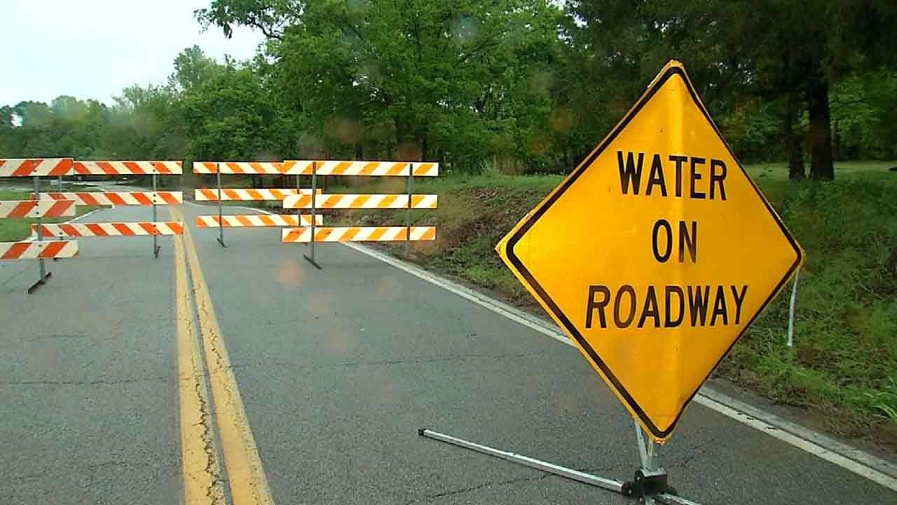 Joseph Holloway Reports On Spavinaw Flooding