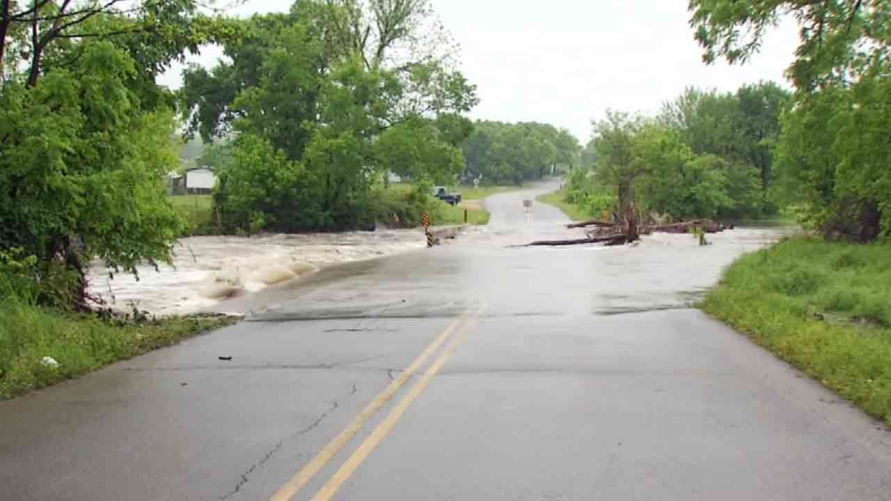 Amy Slanchik Reports On Cherokee County Flooding
