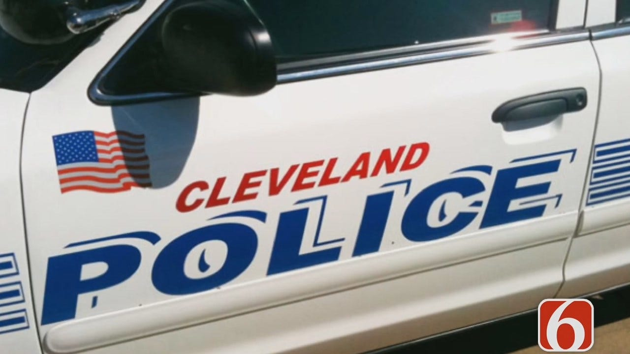 Tess Maune: Cleveland Police Derail Man's Plan To Kill Officer