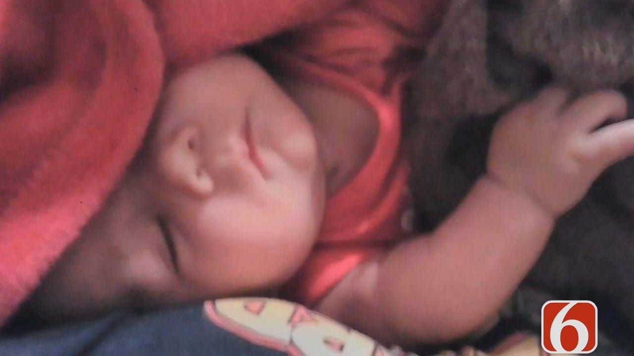 Lori Fullbright: ME Can't Say Why 5-Month-Old Rogers County Boy Died