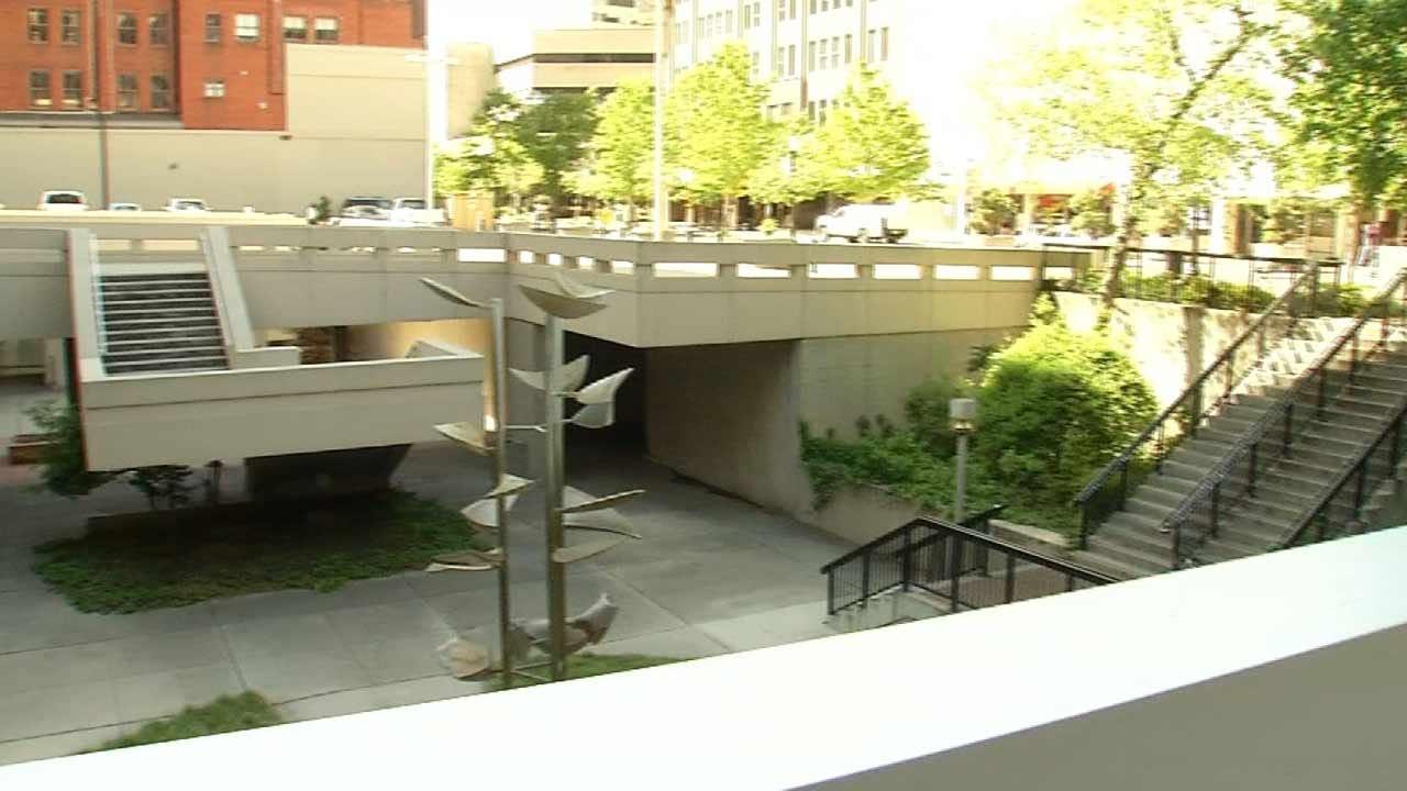 Downtown Tulsa Parking Garage Plans Debated