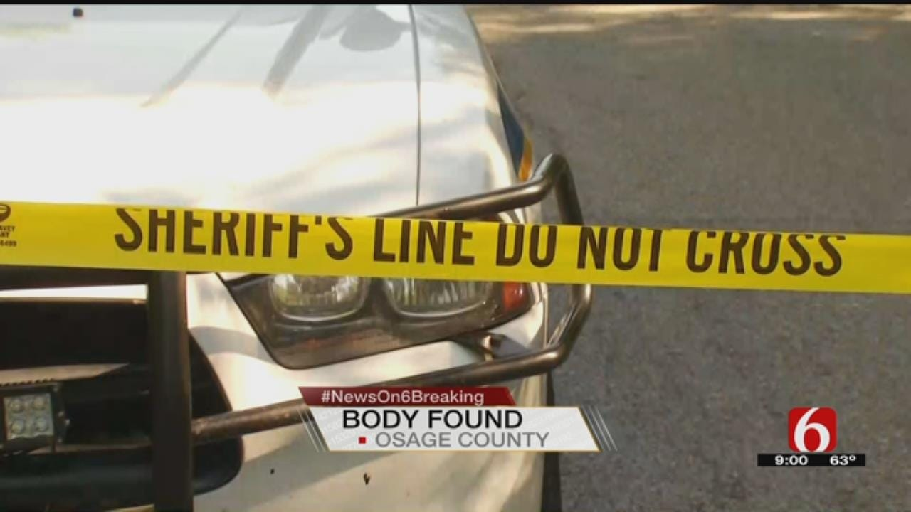 Sources: Body Found In Osage May Be That Of Wagoner Man Shot Friday