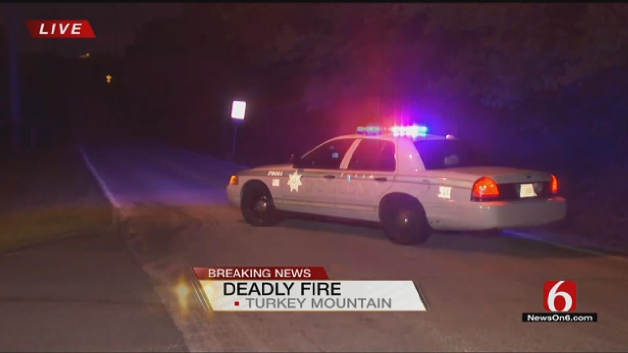 Fatal Fire On Turkey Mountain Under Investigation