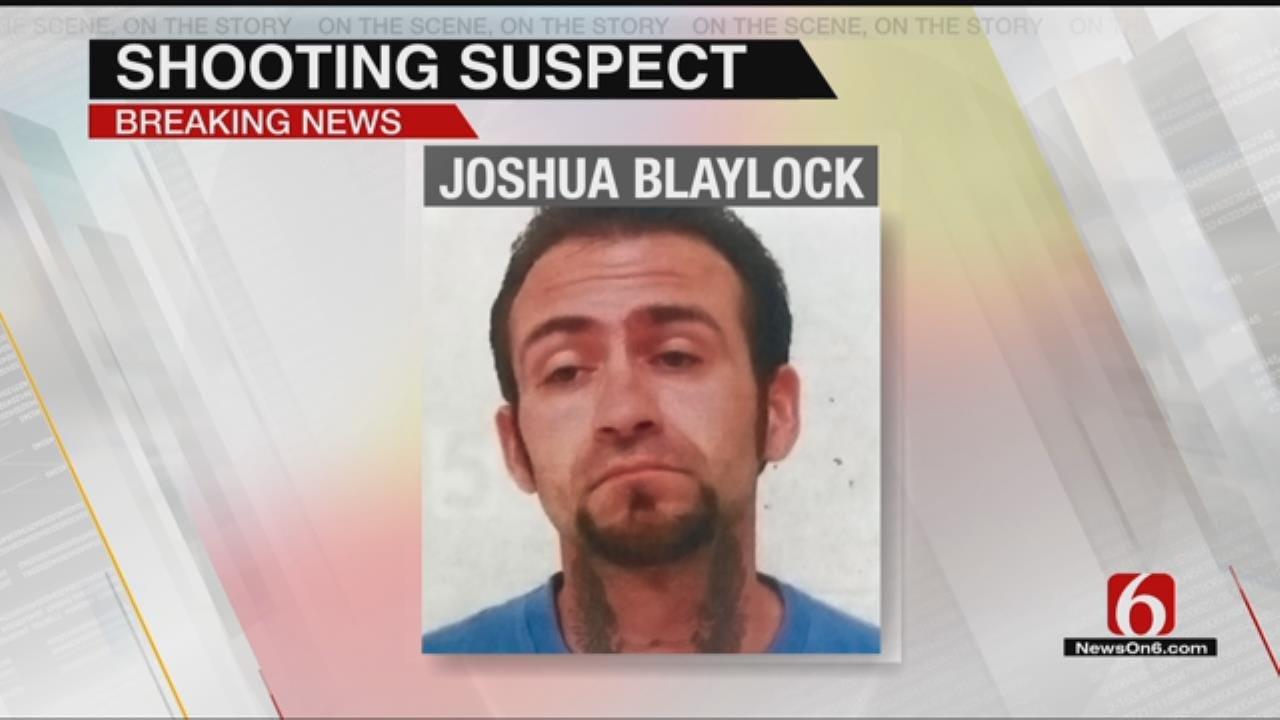 Wagoner Shooting Suspect Arrested