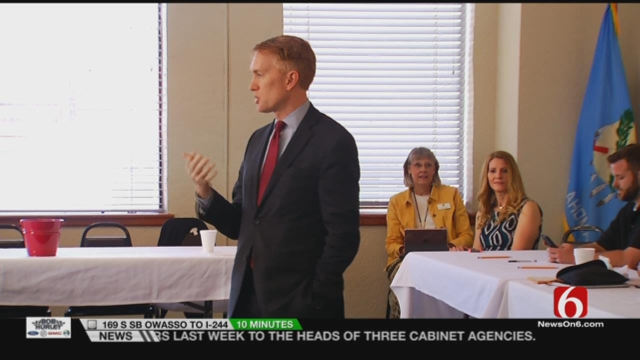 Senator Lankford: President Trump Should Release His Tax Returns
