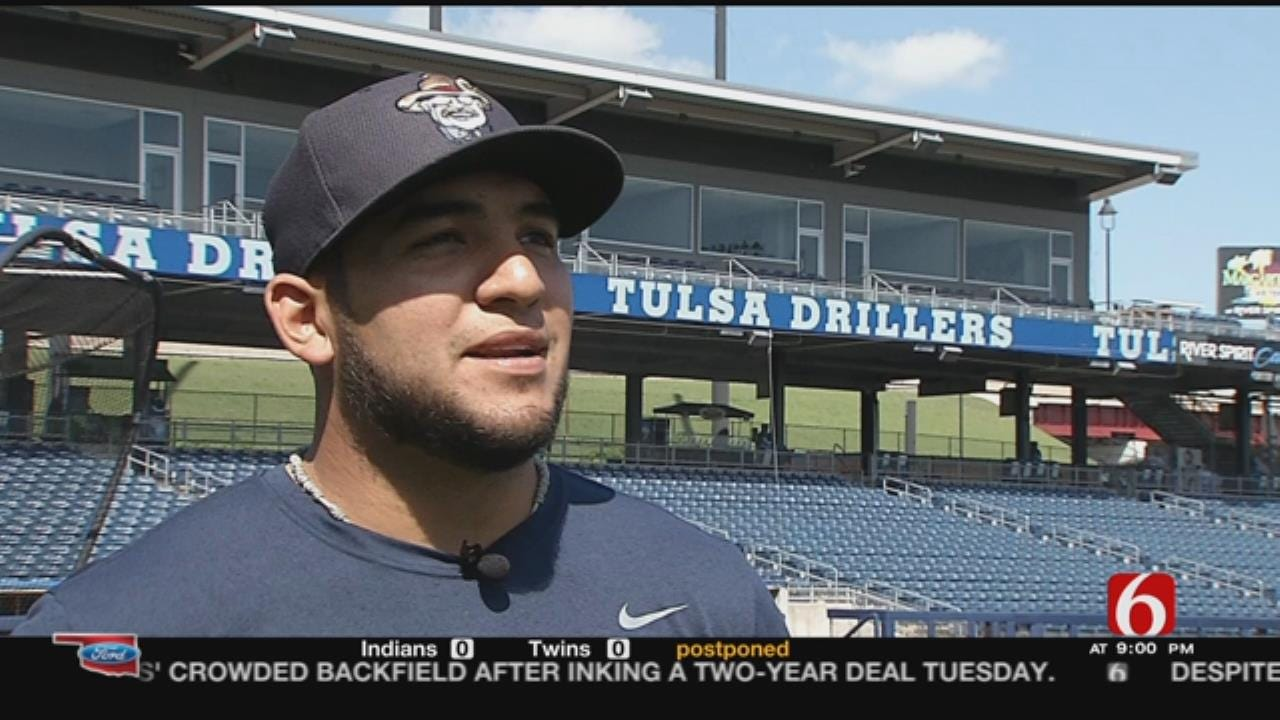 Former ORU Standout Jose Trevino's Career Off To Hot Start