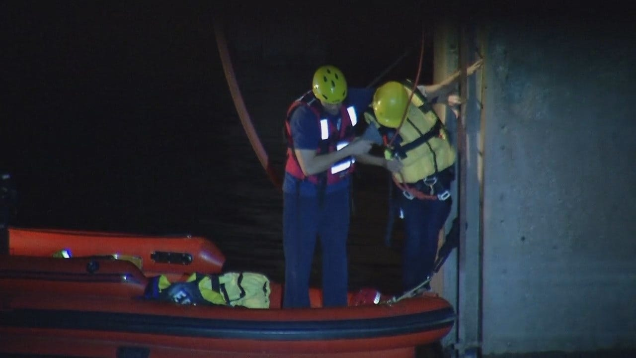 WEB EXTRA: Video From Arkansas River Rescue