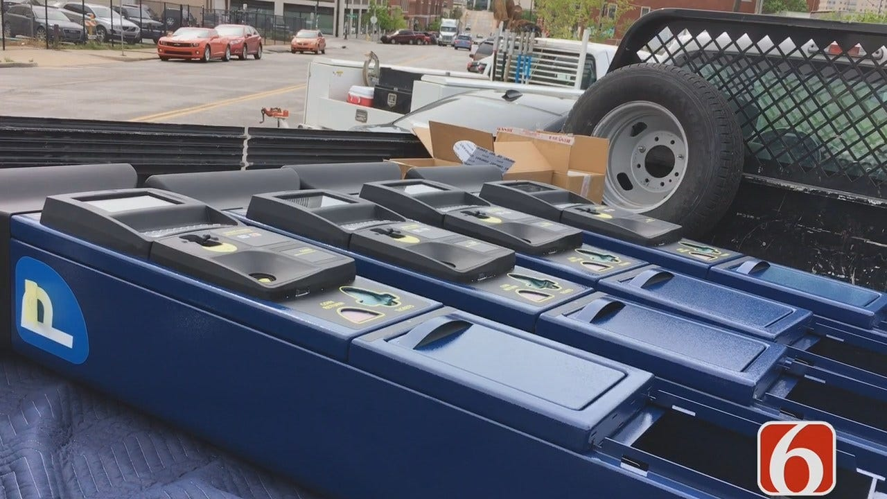 Emory Bryan: Brady District Gets New Parking Meters