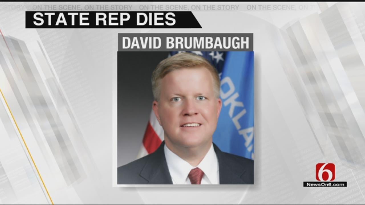 State Rep. David Brumbaugh Passes Away