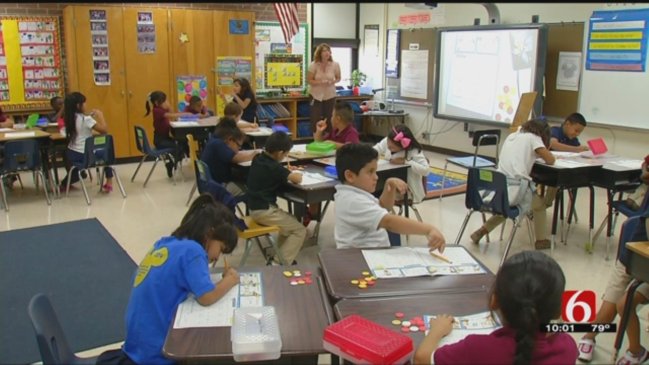 Tulsa Leaders Working To Find Solution To School Funding Crisis