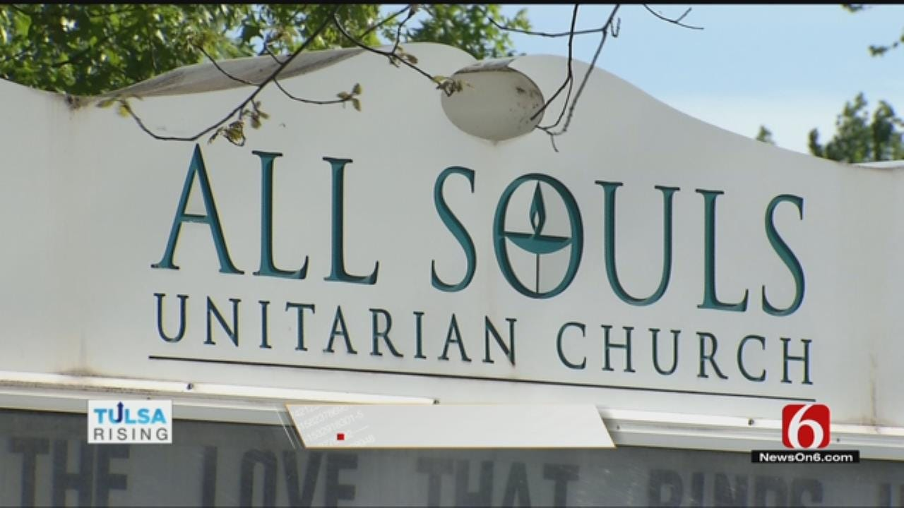 All Souls Unitarian Church Plans Move To Downtown