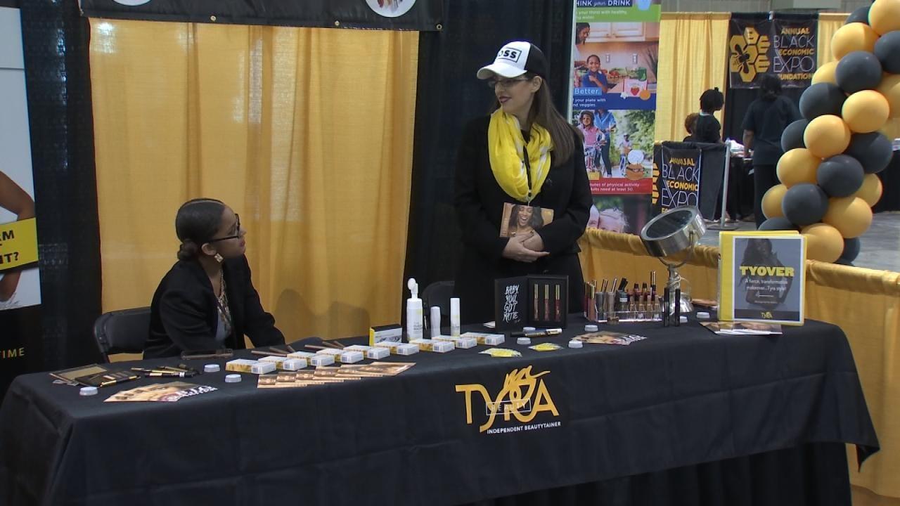 Black Economic Expo Seeks To Inspire Entrepreneurship