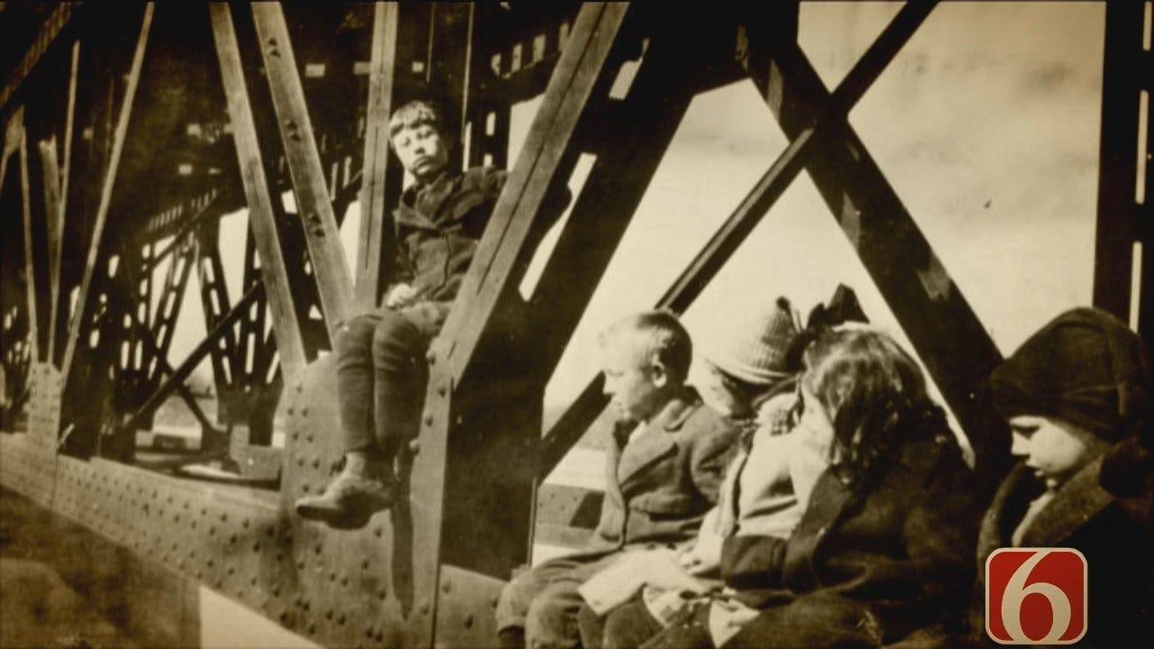 History Of Tulsa's Pedestrian Bridge