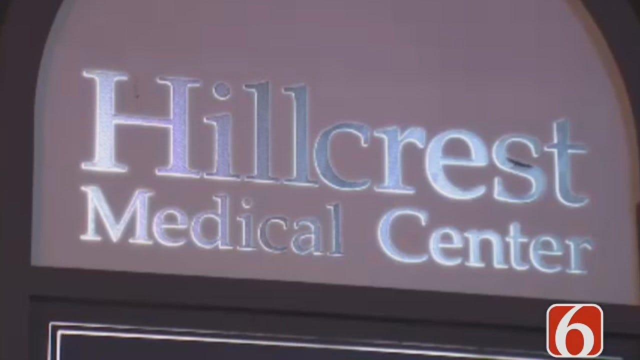 Dave Davis Reports Police Investigating Stabbing Outside A Tulsa Hospital