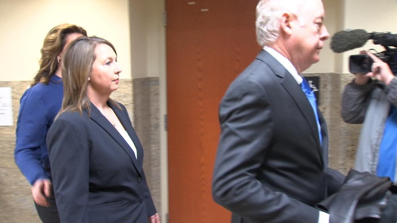 """Betty Shelby, Defense Team Reprimanded By Judge After """"60 Minutes"""" Interview"""
