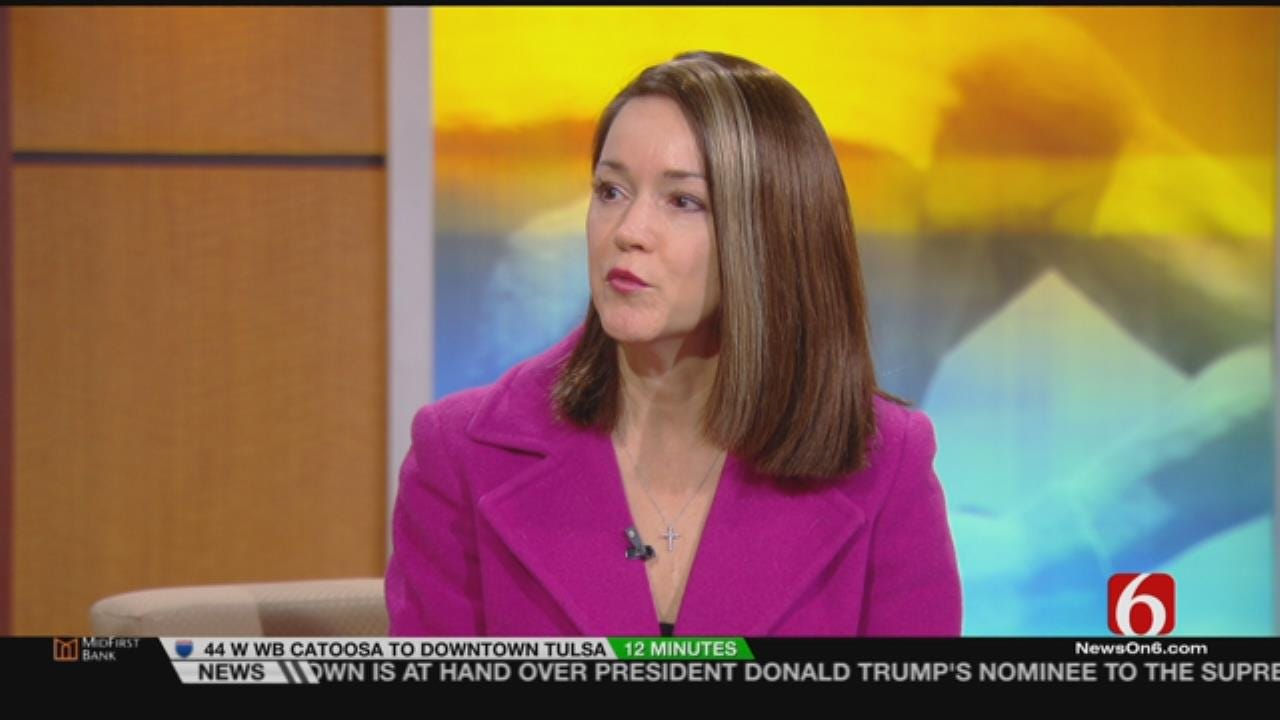 Tulsa Public School's Dr. Deborah Gist Explains Proposed Budget Cuts On 6 In The Morning
