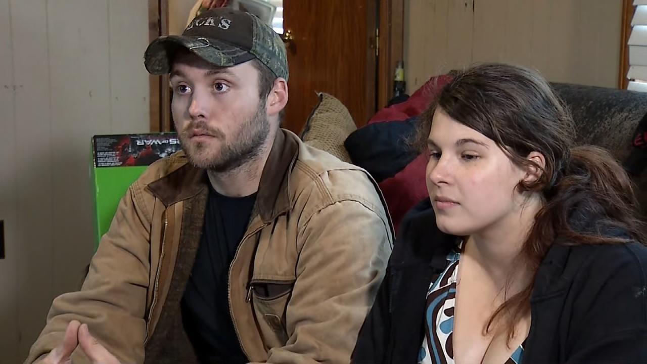 Washington Co. Couple Begs Burglars To Return Photos of Deceased Baby