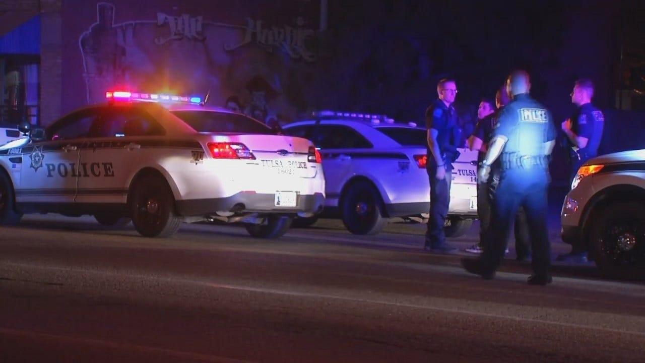 WEB EXTRA: Video From Scene Of Stolen Pickup Arrest