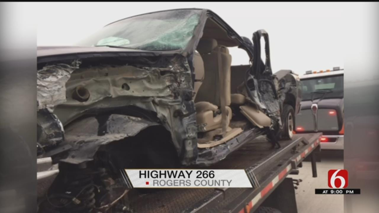 OHP: Woman Mistakenly Pronounced Dead In Highway 266 Crash