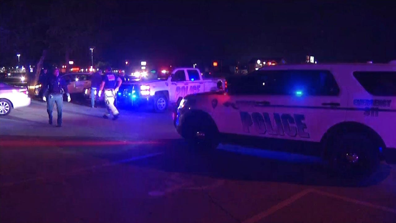 Vigil Thrown By Friends Of Teens Killed In Wagoner County Ends In Chaos