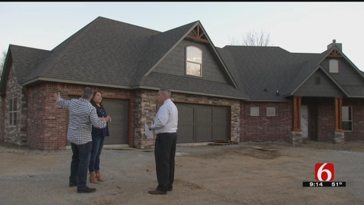 Rogers County Couple Continues Rebuilding One Year After Damaging Tornado