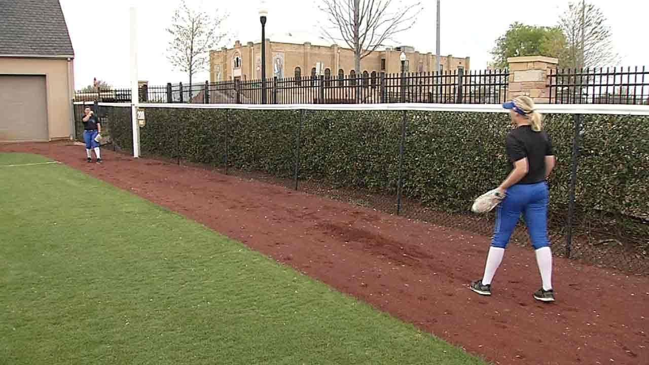 TU Softball Gaining Confidence After Overcoming Rough Start