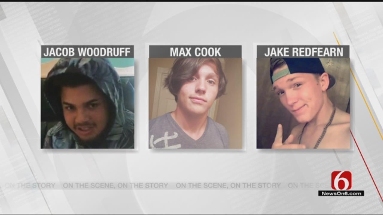 Sources Identify Three Teen Burglary Suspects Killed In Broken Arrow