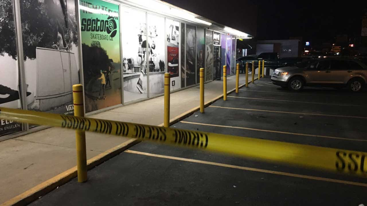 TPD Searching For Suspect After Shooting Sends 1 To Hospital