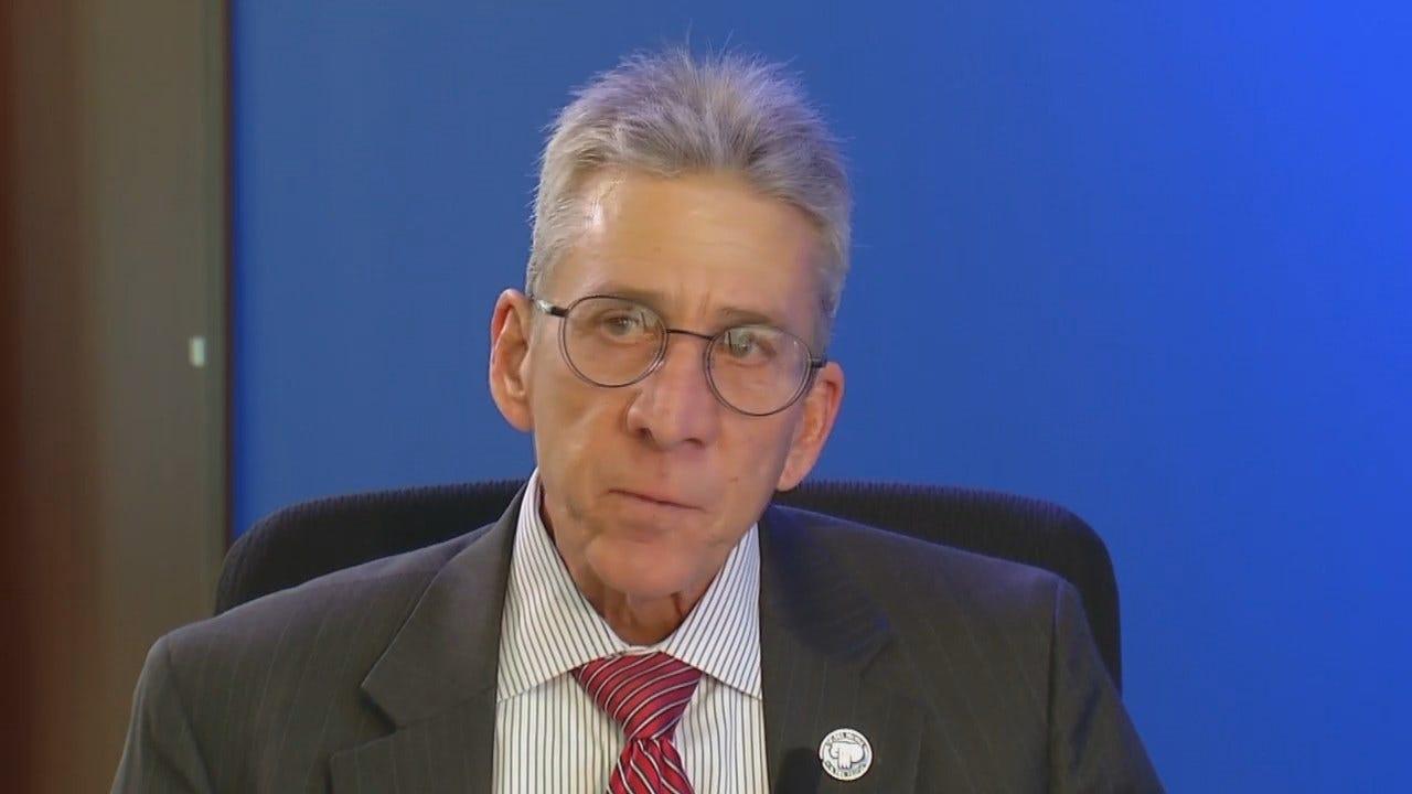 WEB EXTRA: Tulsa County Chief Public Defender Rob Nigh