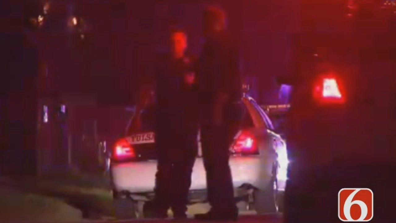 Dave Davis Reports Tulsa Man Shot In The Arm