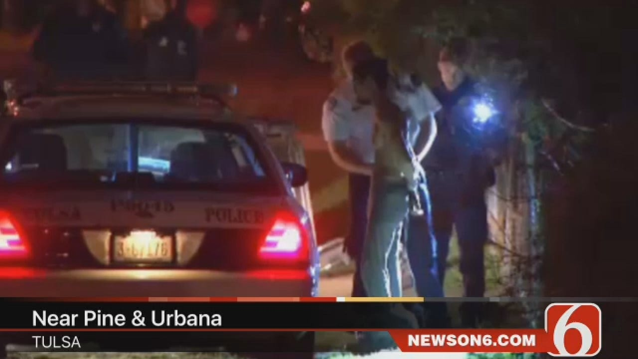 Dave Davis Reports Tulsa Man Used A Girl As Shield To Avoid Arrest