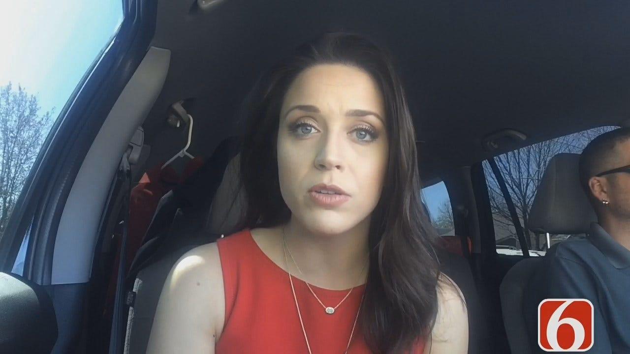 Erin Conrad: Man Shot In Tulsa Driveway