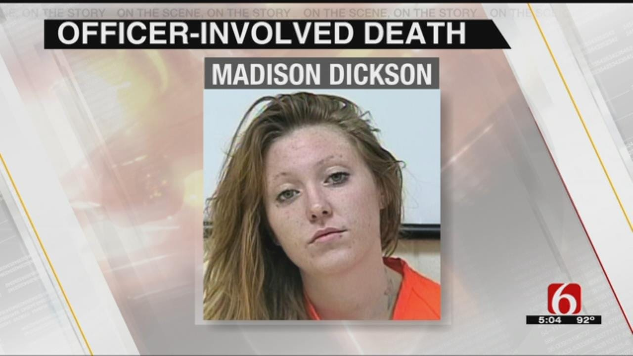 TPD Identifies Officers Involved In Fatal Confrontation With Suspect