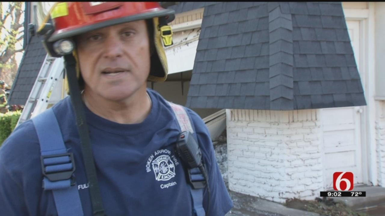 Vacant Bever Family Home Destroyed By Fire