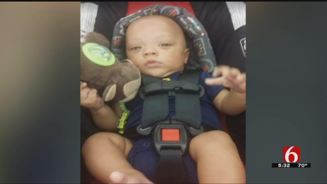 Mother Of Shaken Tulsa Baby Says Son Still In Critical Condition